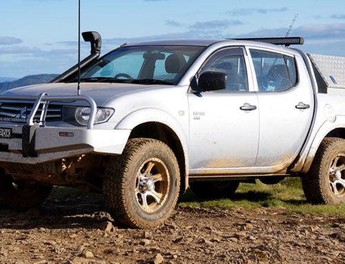 Mitsubishi Triton 2011 Review