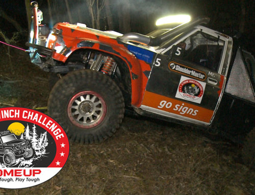 Extreme 4WD Winching – 2018 XWC