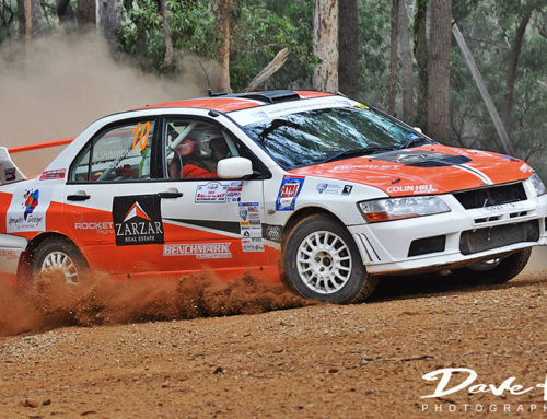 Rally of the Bay – Drama and Crashes!